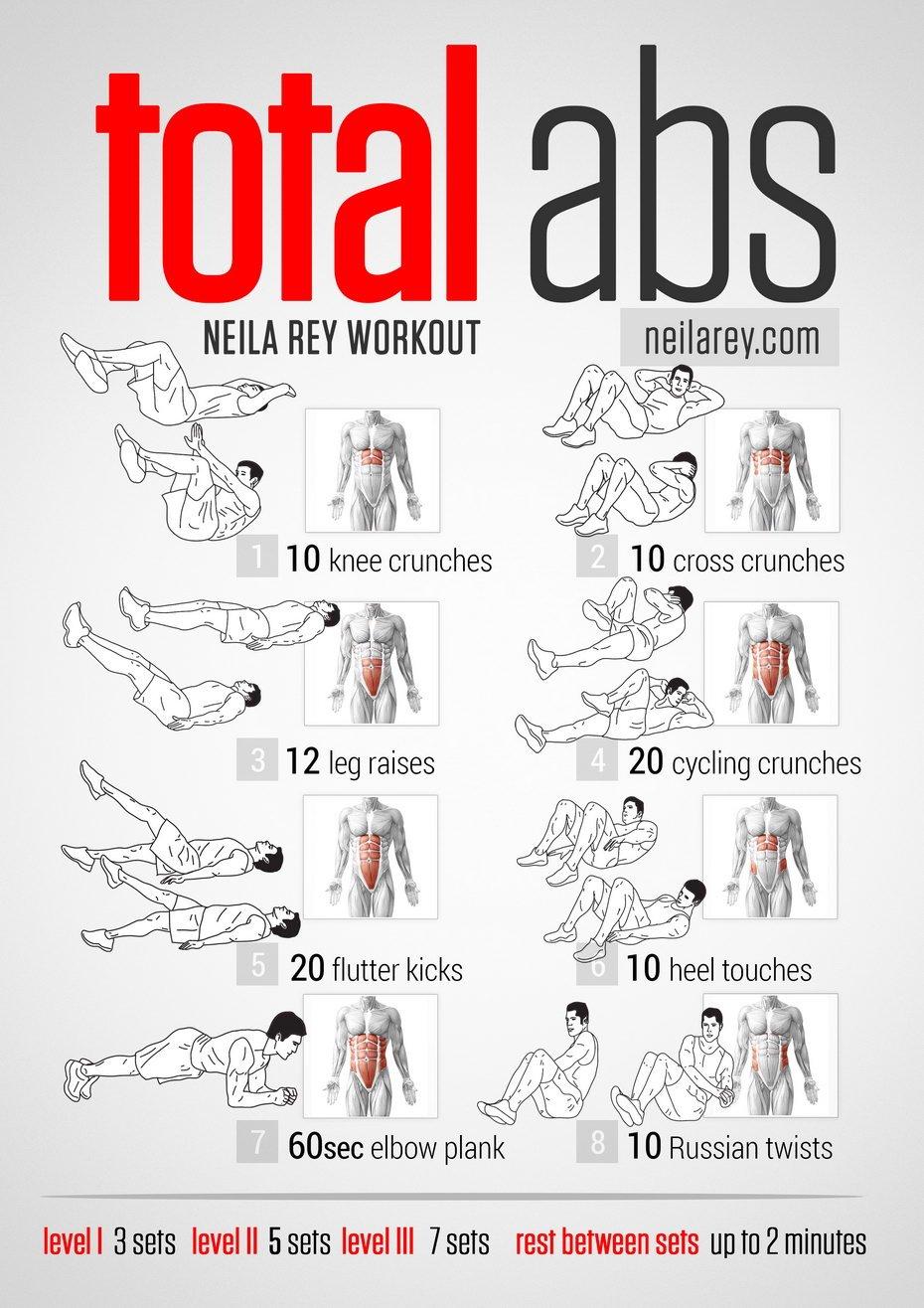 """Domingos de """"No gym? No problem!"""" Hoy con un entrenamiento para los abdominales https://t.co/wSWpJW0Wmr"""