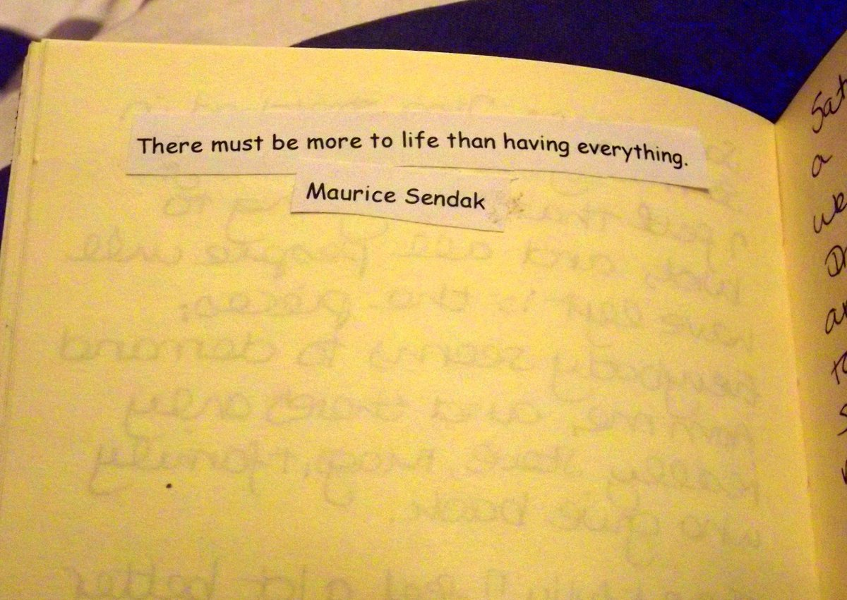 Found this lovely quote pasted into my 2002 writing journal... #amwriting https://t.co/UGRGy1EDur