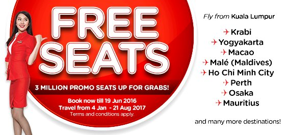 FREE SEATS for everyone is in 6 hours. Let's go! Set your alarms & reminders! Don't miss it!