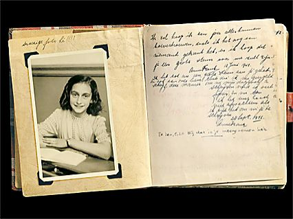 Anne Frank received her famous diary today in 1942. Check out these teaching ideas: https://t.co/o5khurvBG9 https://t.co/JK2z7LaP5X