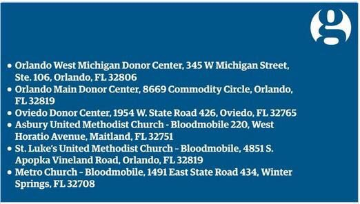 For information on how to donate blood in #Orlando see below. https://t.co/e9yJ06pb6a