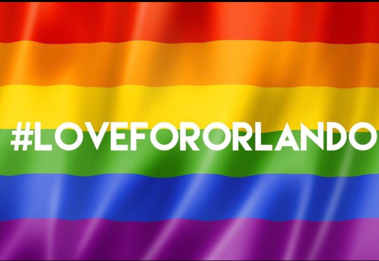 I am speechless. My heart breaks 4 all of the victims in #Orlando & their families. Hold your loved ones close 2day. https://t.co/T5CNLJG45y