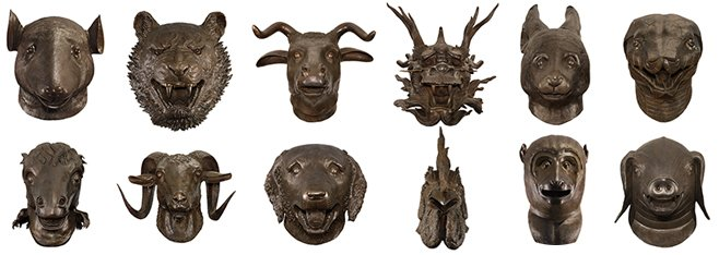 See @cmoa Hall of Architecture in a Whole New Way  @aiww 's Zodiac Heads are up thru Summer https://t.co/S3gaE9jziE https://t.co/UdWr20OIS4