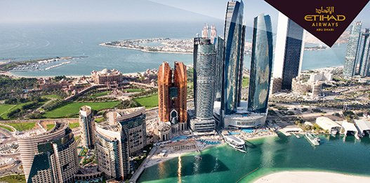 Discover AbuDhabi by air with our 30-minutes flight round trip!  Learn more: