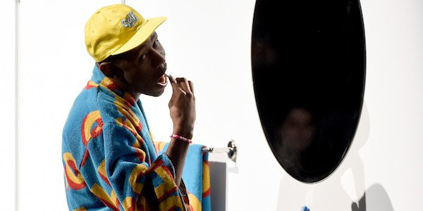 Rap Wallpapers     Tyler the Creator Goblin Goblin Notey Tyler  the Creator Says Pharrell     s      In My Mind      Inspired Formation of Odd Future