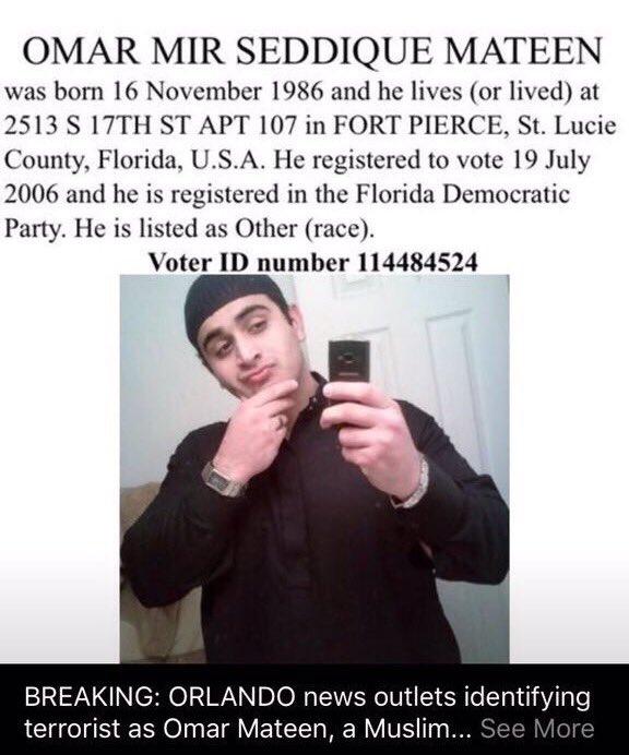 【米史上最悪】フロリダのナイトクラブで銃乱射、50人死亡 テロの可能性も★2 ©2ch.net YouTube動画>9本 ->画像>52枚