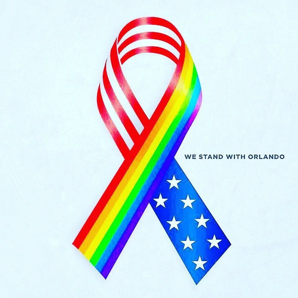 Being Gay is NOT a sin. Slaughtering 50 people certainly is! Heartbroken for my #LGBT brothers & sisters in #Orlando https://t.co/C6t5D4X3Rv