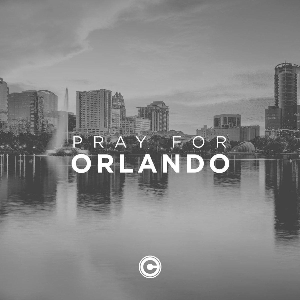 Please join us in praying for all who were affected by the shooting in Orlando. #PrayForOrlando https://t.co/H4rHhQngJ1