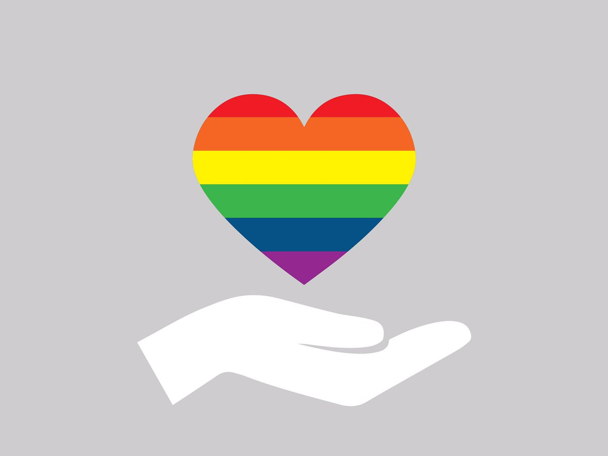 We are all LBGT today and today we are all Americans. #Orlando https://t.co/jb7aRvGCYP