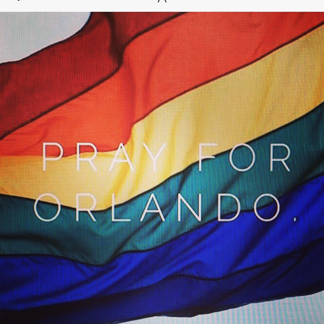 Strength grows in moments when you think you cannot but you keep going on anyway #PrayersForOrlando https://t.co/JZNhswGOyb