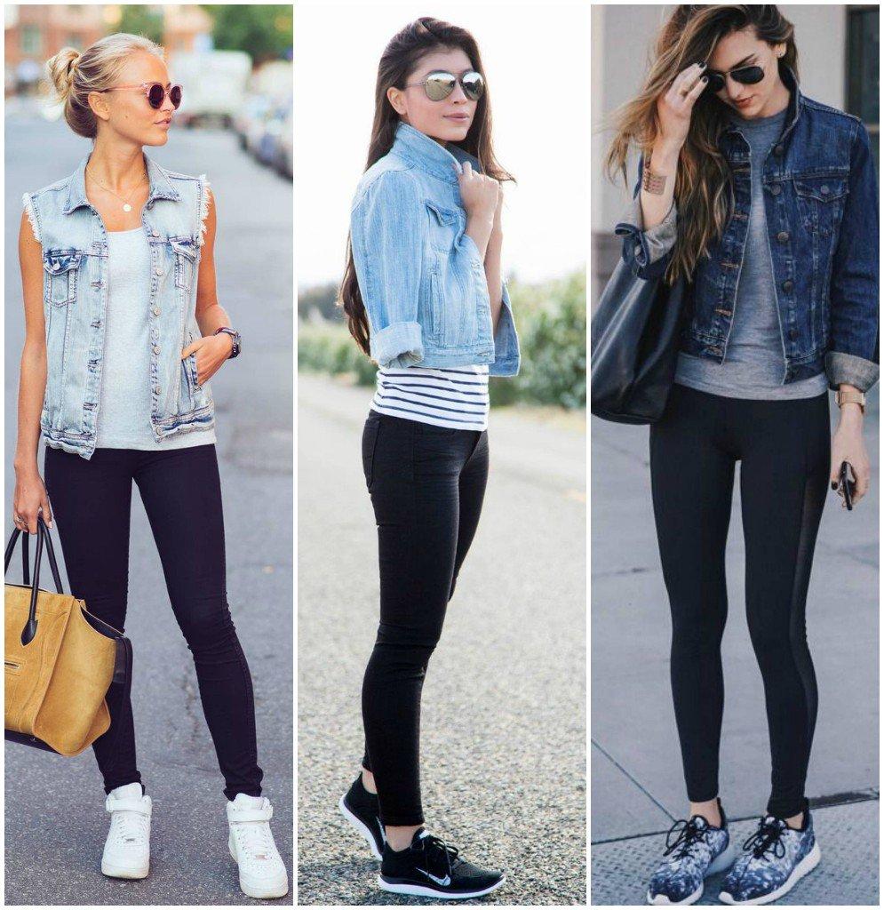 Completa tu outfit con prendas deportivas que estu00e1n a la #moda mu00e1s que para hacer ejercicio ...