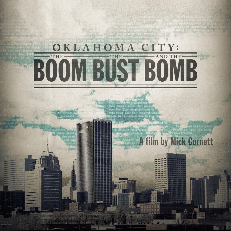 Are you watching Monday night at 7 p.m. for @MickCornett's Oklahoma City: The Boom, The Bust and The Bomb? #OKC https://t.co/4UnXec6RwW