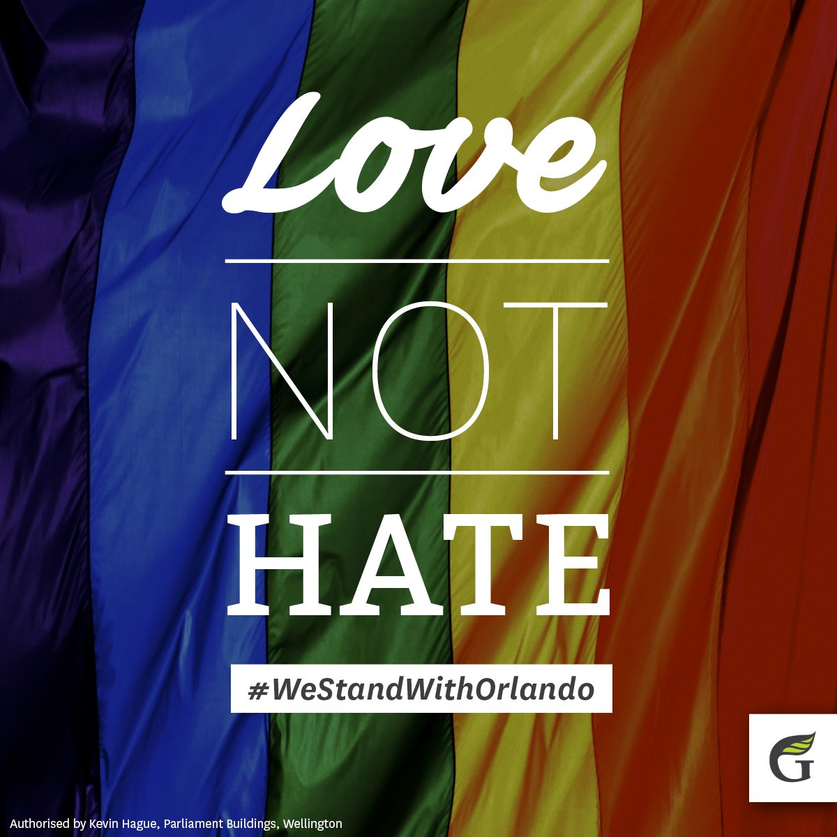Our condolences go out to the families and friends of those who have been killed and have been injured #LoveIsLove https://t.co/U7tQ1cuVSY