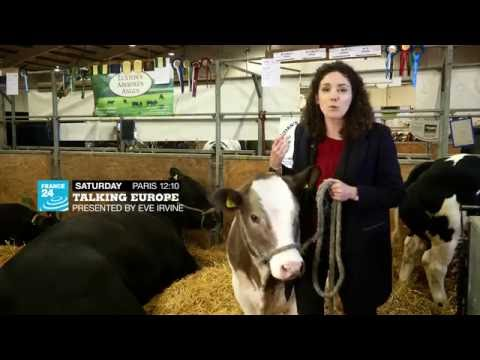 VIDEO -  Talking Europe - Does British agriculture depend on Brussels?