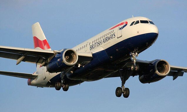 British Airways flight declares mid-air emergency minutes after leaving