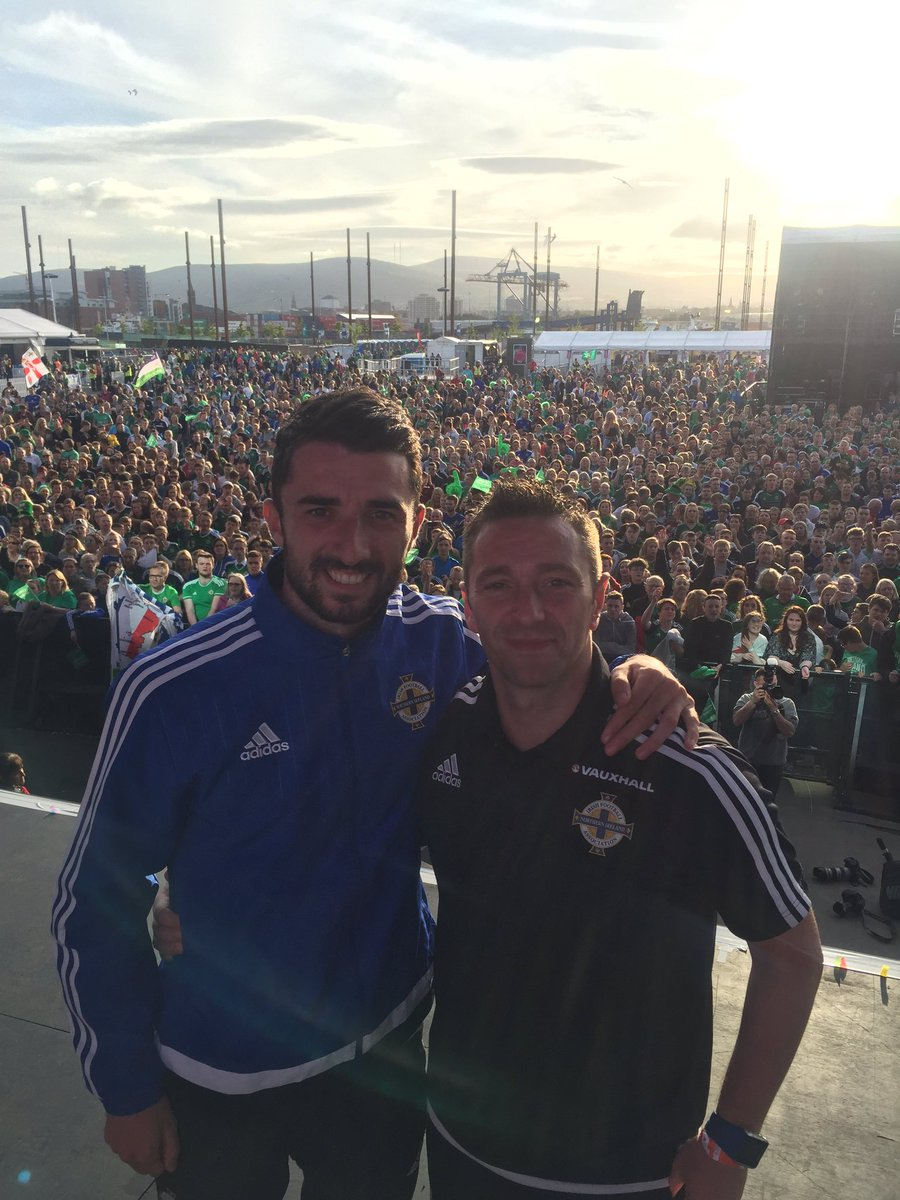 What a welcome home that was! #gawa https://t.co/qxnMjEQzIS