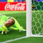 """Joe Hart at #Euro2016#ENG  Shots faced:5 Goals conceded:4  Joe Hart: """"Ive had nothing to do"""" https://t.co/oBYRhxZAPO"""
