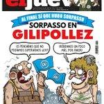 No, España no ha cambiado. NOSOTROS TAMPOCO. Nos vemos con esta portada el miércoles en los quioscos. https://t.co/ZpZtJ2nlYs