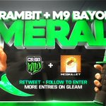 M9 Bayonet + Karambit EMERALD Giveaway!  RT + Follow, more entries: https://t.co/5zAjazb8yY  Winners drawn July 27. https://t.co/GEVmVsJqxf