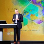 """""""Your work is addressing all of the significant challenges facing our world"""" - Jack Dangermond #EsriUC https://t.co/XEmKjCmORW"""