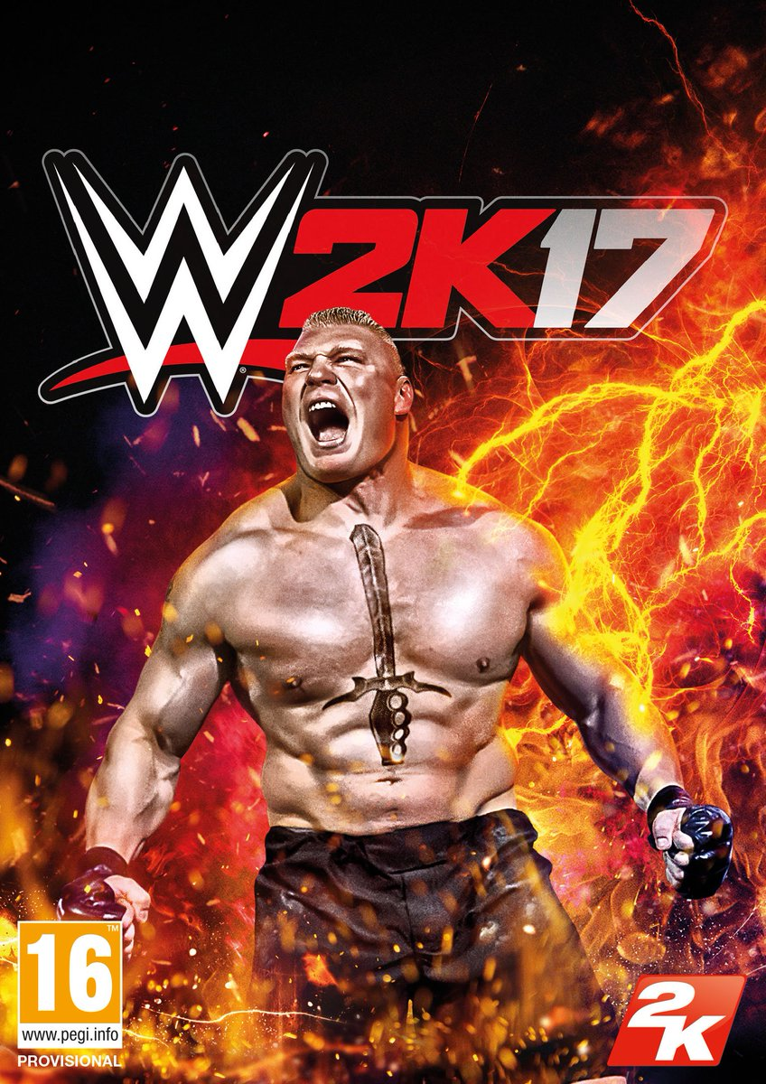 #WWE2K17 - Ladies and Gents, the esteemed @HeymanHustle cordially invites you to join @BrockLesnar in #SuplexCity! https://t.co/FjuXojPmKs
