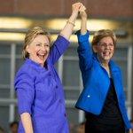 .@SenWarren hit the trail for the first time with @HillaryClinton https://t.co/fStA5WbaZk | AP Photo https://t.co/LPKpZ6FvLA