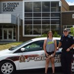 Congrats to Laura Boyle from @IgnatiusHawks! Won an iPod Touch in the #GuelphVIP contest! @WellingtonCath @gpsmedia https://t.co/ox0O0sdFrY