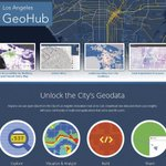 As @lcoral speaks at #EsriUC, read more about the City of LAs #GeoHub: https://t.co/G0PSInhVVc #FutureOfSmart #GIS https://t.co/34nQIXxr92
