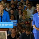 Breaking News: @HillaryClinton and @elizabethforma for 2016 revival of Side Show https://t.co/fGae5UWese