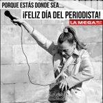 ¡Hoy celebramos a los profesionales del periodismo en #Venezuela! #FelizDíaDelPeriodista https://t.co/imT5nr4lB2