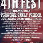 One week from today well be celebrating Independence Day at Joe Mack Campbell Park, & admission is free! Join us! https://t.co/onZ3Me5DsS