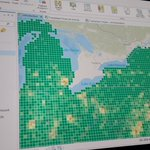 Whats coming in new GeoAnalytics from Esri. #EsriUC. Example. Analyzing billion financial transactions https://t.co/F4a5tdLR6j