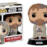 RT & follow @OriginalFunko for the chance to win a The Force Awakens Luke Skywalker Pop! https://t.co/Yt8XUrsXVV