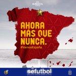 RT si confías en la @SeFutbol porque... ¡¡Vamos a darlo todo!! ¡¡CONTAMOS CONTIGO!! #VamosEspaña https://t.co/gfe0cpgs8a