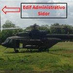 #27Jun En Helicóptero llegó hoy el Pte d Sidor a la empresa, MIENTRAS los Sidoristas no tienen transporte #Guayana https://t.co/Ep4ya0NrQv