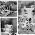 The old Manhattan Sq Park used to have a waterfall fountain, and theyre turning it back on https://t.co/5twzRQ1DbH https://t.co/a00HNsj3Yj