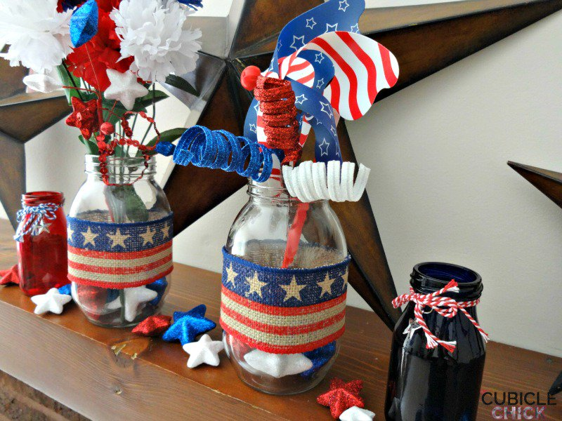 Fourth of July DIY: Decor and Centerpieces https://t.co/AwTKn6ykhl #4thofJuly #July4th https://t.co/B8ILXCH43O