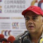 """Jorge Rodríguez """"Firmas irregulares son un fraude a la Constitución"""" https://t.co/Qq34snM7sr #País https://t.co/G4tGElirNV"""