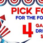 Pick 4 for the Fourth! 4 Games 4 Drinks (Genny/Coke Products) To order call 454-KICK or visit the Box Office! #ROC https://t.co/8RSVxhF56A