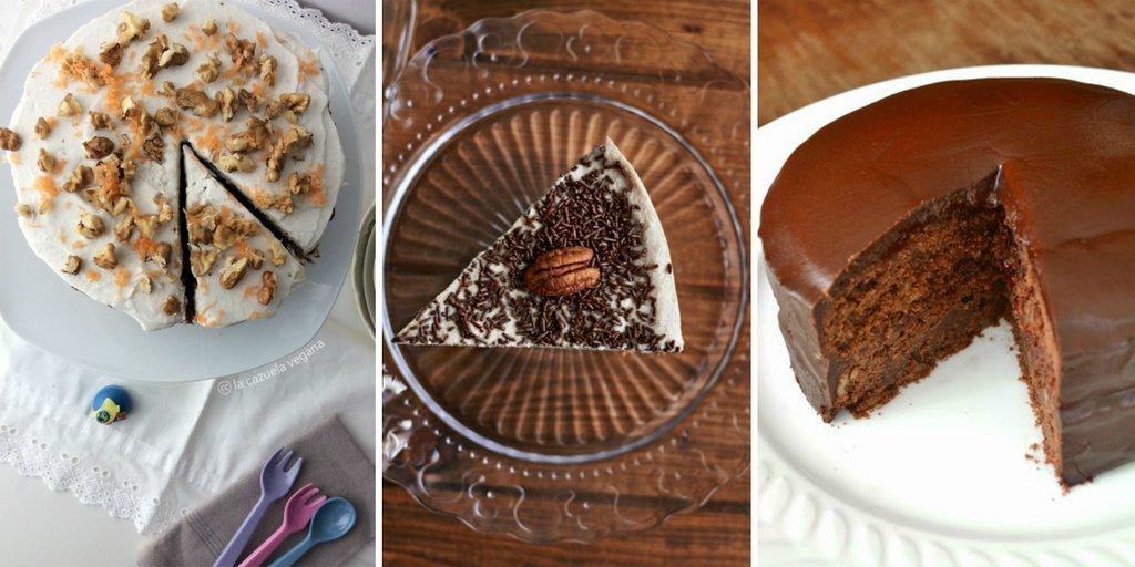 5 tartas veganas que conquistarán hasta al más carnivoro de tus amigos https://t.co/LHFYGXl8En  En caso que necesi… https://t.co/mO4K0rAU3w