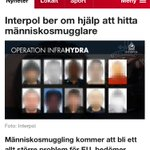 Det här så dumt så jag finner inga ord. Anser @svtnyheter att Interpol är rasister? Eller hur ska vi tolka det? https://t.co/lmkJ8Xmini