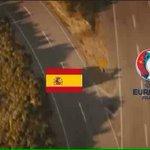 #EURO2016 #ItaliaSpagna Proprio come Inghilterra pochi giorni fa ora tocca a Spagna #BarSport #spagnaexit #ITAESP https://t.co/kqO2o3RXLT