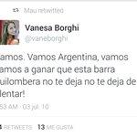 Es Chilena???? Es Argentina??? No! Es Colo Colina..osea donde haya una copa... #TodoCalzaChe https://t.co/UzW7InW5I3