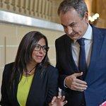 ¿Creerían Ustedes en Zapatero llevado de la mano a la OEA con las carantoñas del régimen mas corrupto y represivo? https://t.co/yxjJNOT7hM