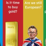 Is it time to buy gold? The most popular Google search questions on Brexit answered https://t.co/Abhv18ClKC https://t.co/xFnXLQydHN