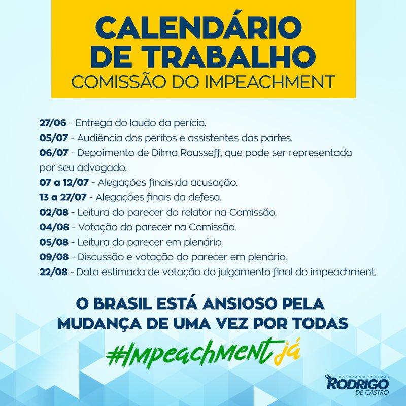 Perícia aponta que decretos de Dilma violaram a lei. Vamos em frente para afastar o PT de vez! #ImpeachmentJá https://t.co/S9I3ibqE1u