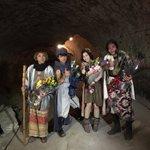 もっふ~♪ 今、話題のツイートモグ! 先程長い冒険の旅を終え、ヒサの待つ故郷カボイの村へと帰っております。 私たちの冒険の記録は2016年10月よりテレビ東京にて放送予定です。 … https://t.co/KSX6M26GDP 勇者ヨシヒコさん(@TX_YOSHIHIKO)
