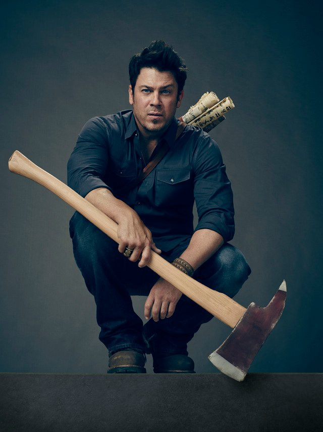He's a talented Actor, Musician, CHEF, and all around good guy.  Wishing @ChristianKane01 a HAPPY BIRTHDAY! RT https://t.co/bRaSWm71NL