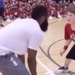VIDEO: James Harden Ruins Chubby Kid's Future With Game Of One-On-One >> https://t.co/1QnVHM53PN https://t.co/9i1a9Bxm4g