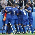 Vittoria da grande squadra, vittoria da grande gruppo ???????????????????????? #Euro2016 #ITAESP #ITA #VivoAzzurro https://t.co/V3RDiLzs2T